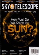 Sky And Telescope Magazine Issue APR 21