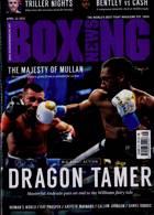 Boxing News Magazine Issue 22/04/2021