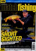 Match Fishing Magazine Issue APR 21
