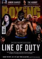 Boxing News Magazine Issue 29/04/2021