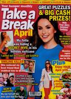 Take A Break Monthly Magazine Issue APR 21