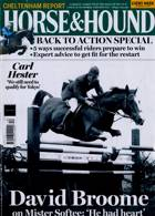 Horse And Hound Magazine Issue 25/03/2021