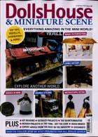 Dolls House & Miniature Scene Magazine Issue APR 21