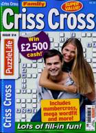 Family Criss Cross Magazine Issue NO 314
