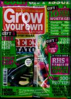Grow Your Own Magazine Issue MAY 21