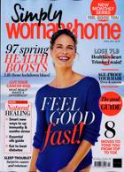 Simply Woman Home Magazine Issue APR 21
