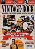 Vintage Rock Magazine Issue APR-MAY