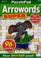 Puzzlelife Arroword Super Magazine Issue NO 37