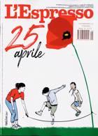 L Espresso Magazine Issue NO 18