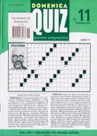Domenica Quiz Magazine Issue NO 11