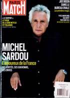 Paris Match Magazine Issue NO 3757