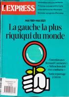 L Express Magazine Issue NO 3644