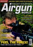 Airgun World Magazine Issue JUN 21