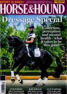 Horse And Hound Magazine Issue 01/04/2021