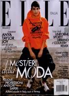 Elle Italian Magazine Issue NO 9