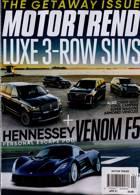Motor Trend Magazine Issue 04