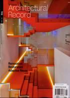 Architectural Record Magazine Issue FEB 21