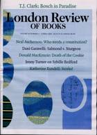 London Review Of Books Magazine Issue 07