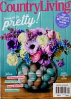Country Living Usa Magazine Issue APR 21