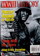 Wwii History Presents Magazine Issue APR 21