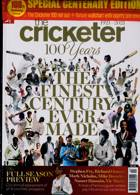 Cricketer Magazine Issue APR 21