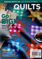 Love Of Quilting Magazine Issue QUICK A/M