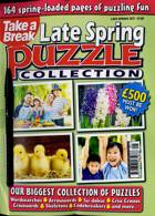 Tab Puzzle Collection Magazine Issue L/SPRING