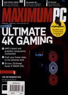 Maximum Pc Magazine Issue MAR 21