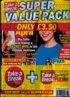 Take A Break Super Value Pack Magazine Issue PACK 18