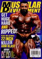 Muscular Development Usa Magazine Issue APR 21