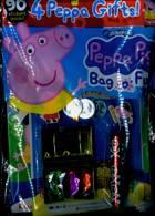 Peppa Pig Bag 0 Fun Magazine Issue NO 140