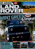 Classic Land Rover Magazine Issue JUN 21