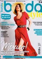 Burda Style Magazine Issue NO 5