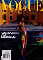 Vogue French Magazine Issue NO 1016