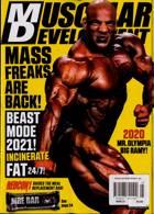Muscular Development Usa Magazine Issue MAR 21