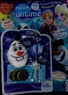Frozen Funtime Magazine Issue NO 21