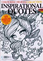 Colouring Heaven Collection Magazine Issue NO 28