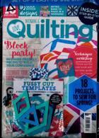Love Patchwork Quilting Magazine Issue NO 97
