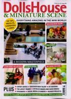 Dolls House & Miniature Scene Magazine Issue JUN 21