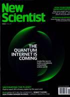 New Scientist Magazine Issue 29/05/2021