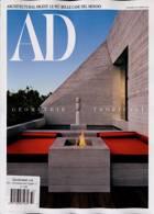 Architectural Digest Italian Magazine Issue NO 473