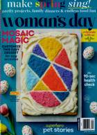 Womans Day Magazine Issue 04