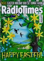 Radio Times London Edition Magazine Issue 03/04/2021