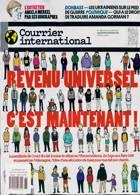 Courrier International Magazine Issue NO 1588