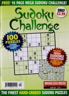 Sudoku Challenge Monthly Magazine Issue NO 204