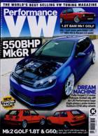 Performance Vw Magazine Issue JUL 21