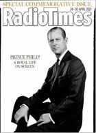 Radio Times London Edition Magazine Issue 24/04/2021