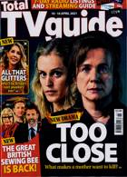 Total Tv Guide England Magazine Issue NO 15