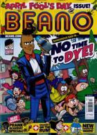Beano Magazine Issue 03/04/2021