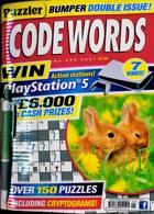 Puzzler Codewords Magazine Issue NO 299